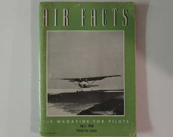 Air Facts Magazine April 1956