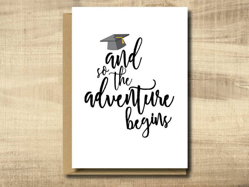 photograph about Printable Graduation Cards identified as Printable Commencement Card -- Generate Your Personalized Playing cards at Household, instantaneous down load, Do it yourself Card, And thus the Experience Starts