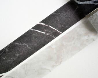 Marble Washi Tape, Wide Masking Tape - WT424
