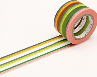MT Slim Deco B Washi Tape, MT Masking Tape