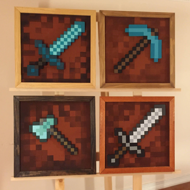 Wunderbar Minecraft Wie Ein Element Rahmen Zu Machen Zeitgenössisch ...