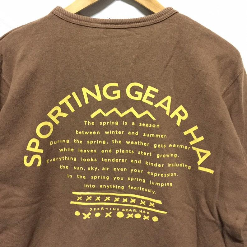 Vintage ISSEY MIYAKE Hai Sporting Gear Spring Season Japanese Famous Designer Hip Hop Style Streetwear Comme Des Garcons Number Nine