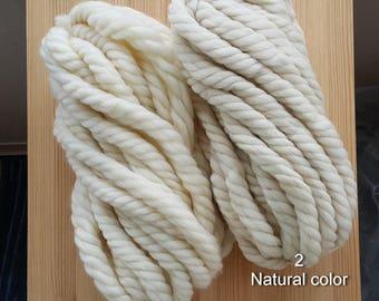 Super chunky yarn, Giant yarn, Super bulky yarn, Chunky yarn, Chunky blanket, Big yarn, Merino wool yarn, Giant wool yarn, Thick wool yarn