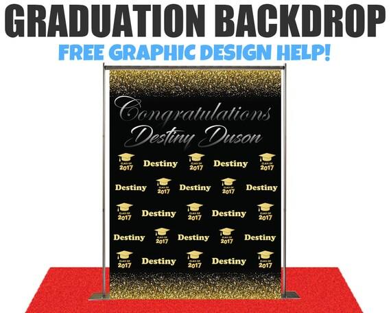 Graduation Photo Booth Backdrop Wedding Photo Booth