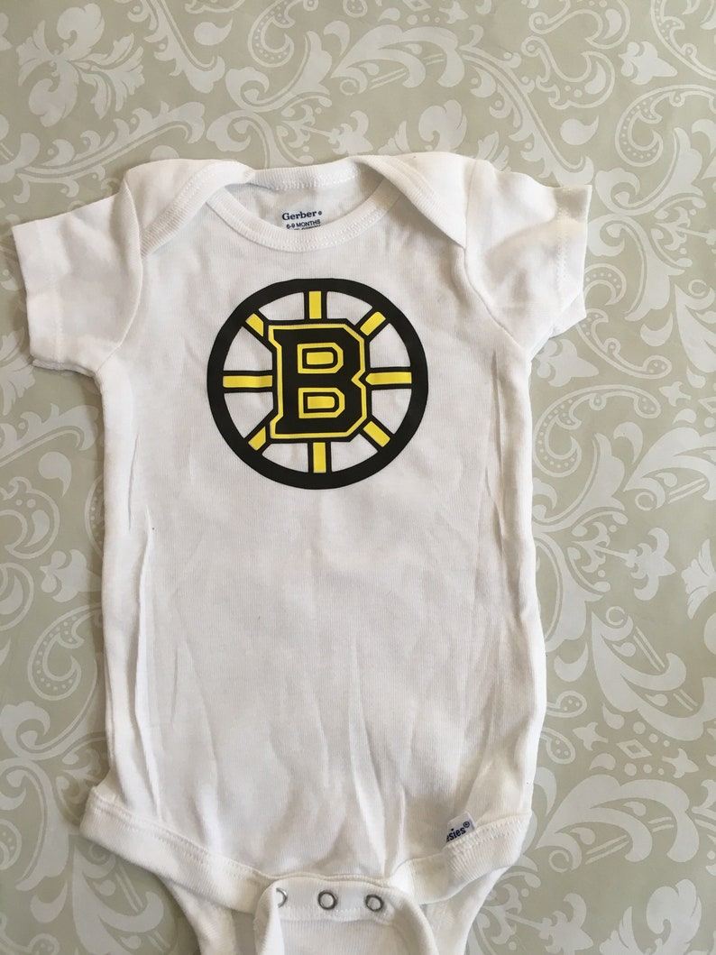 New England Sports Onsies Baby Shower Gift New Baby Gift