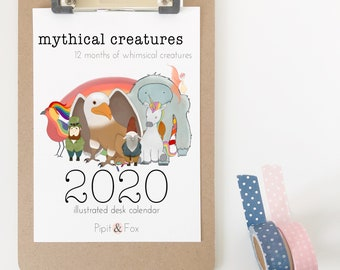 Mythical creatures | Etsy