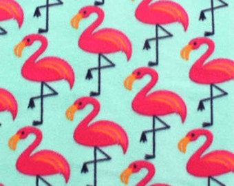 Flamingos  - Small Animal Cage Liner Batting or UHAUL Center