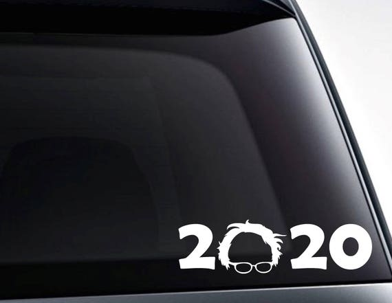 Fall 2020 Decals.Bernie Sanders 2020 Vinyl Decal Sticker Decals For Cars Laptops Tumblers And More