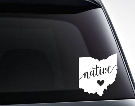 Native-American Thunderbird Die-Cut Vinyl Sticker for a Car or Truck Window