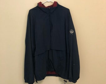 Navy Large Dockers Pullover
