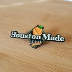 Houston Made Pin