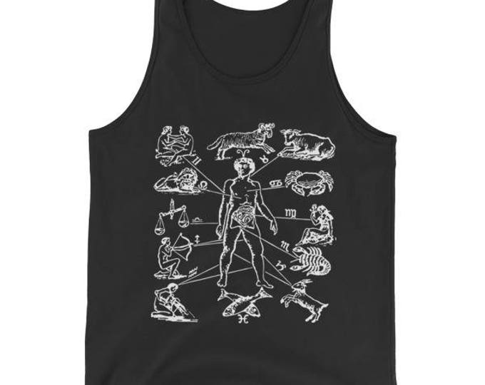 Zodiac Dissection Tank Top