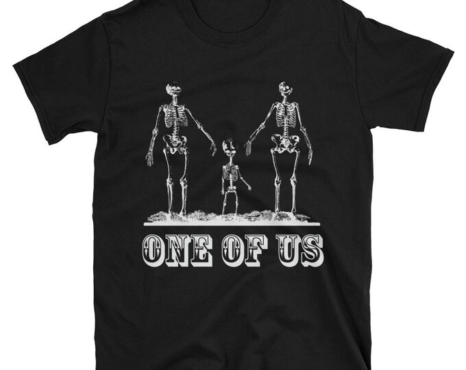 One Of Us Unisex Tee