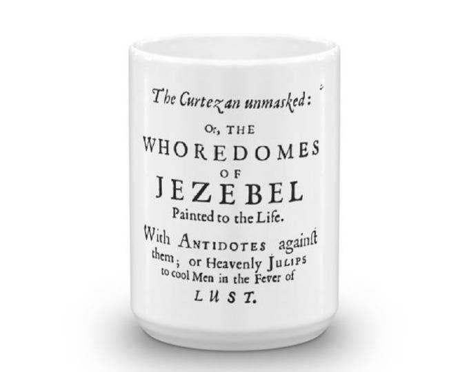 Jezebel Mug