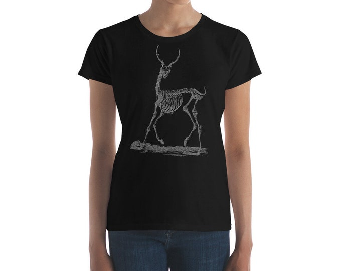 The Deer Slim Fit Tee