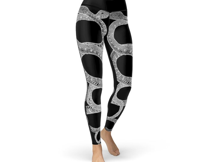 Serpentis Yoga Leggings