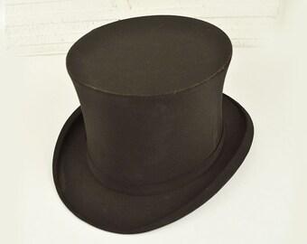 e6d551f527d Vintage Silk Top Hat
