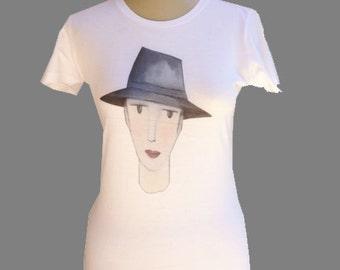 T-SHIRT, BIOLOGICAL COTTON, Hat, fée en France