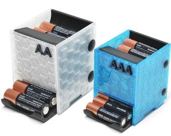 AA+AAA Battery Dispenser