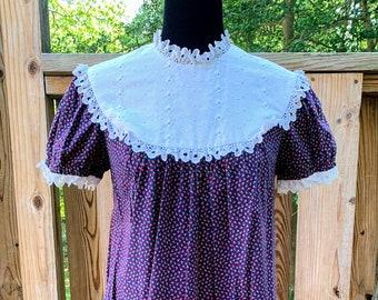 Girl's Vintage Princess Kaiuhlan Pocket Dress