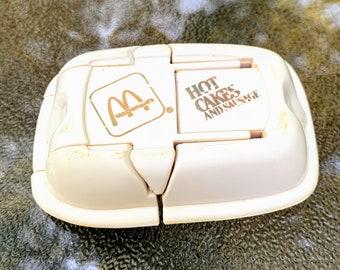 1988 McDonald's Happy Meal Changeables McRobots Robo-Cakes Toy