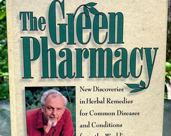 The Green Pharmacy Book