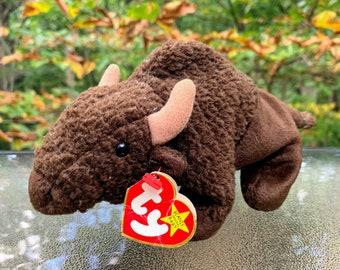 1998 TY Beanie Baby Roam the Buffalo/Bison