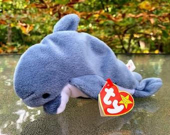 1997 TY Beanie Baby Echo the Dolphin