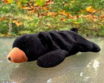 1994 TY Beanie Baby Blackie the Black Bear