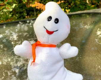 1995 TY Beanie Baby Spooky the Ghost