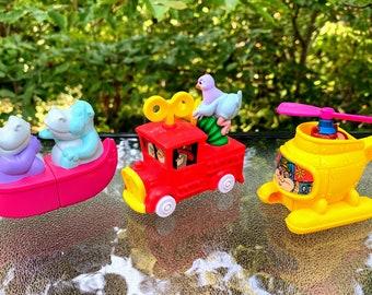1994 Animaniacs McDonald's Happy Meal Toys