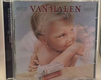 Van Halen MCMLXXXIV Remastered 1984 CD