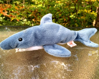 1997 TY Beanie Baby Crunch the Shark