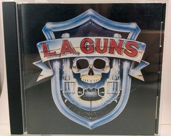 L.A. Guns 1988 Self-Titled Album CD