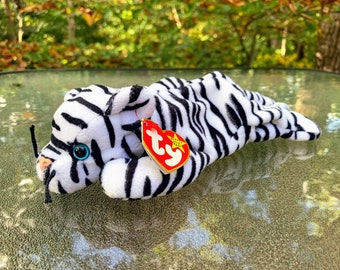 1997 TY Beanie Baby Blizzard the Tiger