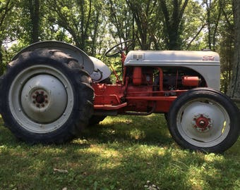 1947 Ford Tractor Instant Download Digital Photography