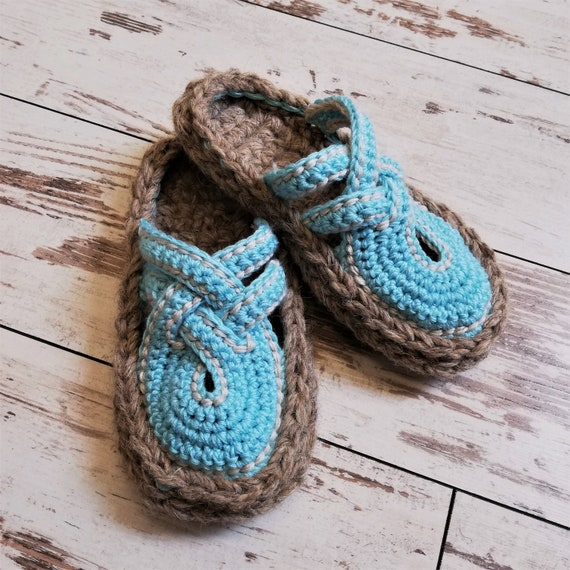 0a28f2d6f4f6f Crochet summer outdoor flip flops with rubber soles /Summer house slippers  /rubber soles / women summer slippers / sauna slippers / loafers
