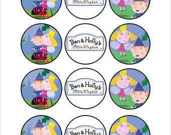 Ben and holly | Etsy