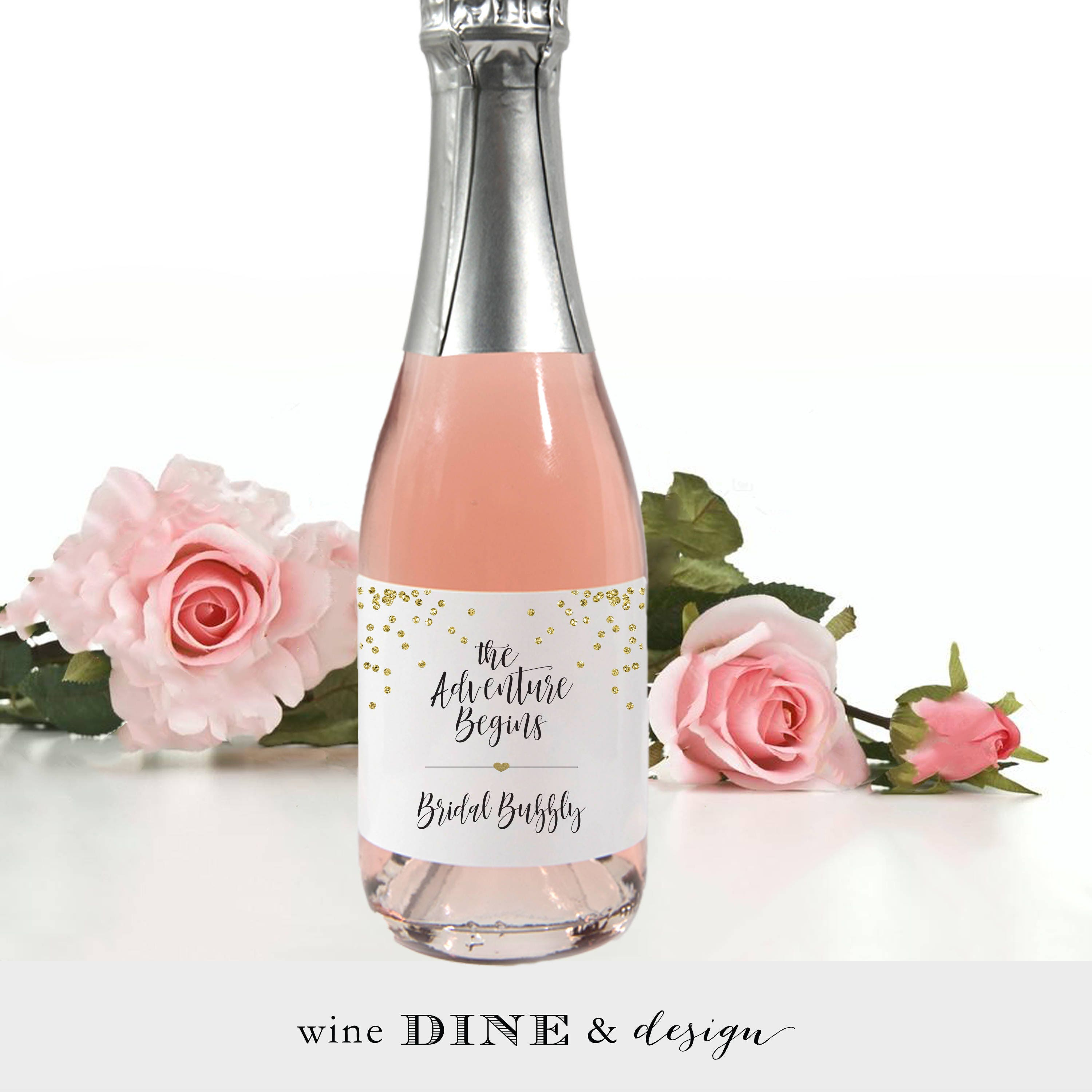 Dorable Champagne Wedding Favors Model - The Wedding Ideas ...
