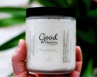 Whipped Body Butter | TEA TREE & LEMONGRASS