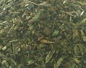100 Lemon Balm herb ORGANIC Melissa officinalis loose dried herbal herb Tea