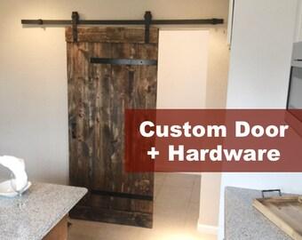 Custom Barn Door U0026 Hanging Hardware