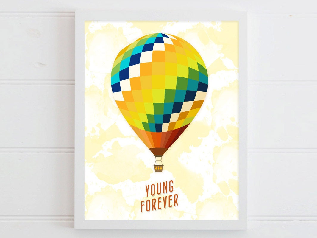BangTan Boys lyric BTS lyric KPOP Young Forever | Etsy