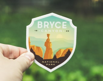Bryce Canyon National Park Sticker