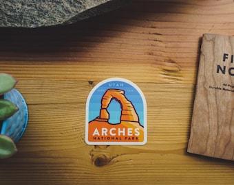 Arches National Park - Vinyl Sticker
