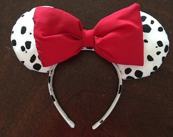 Dalmation Mickey Ears!!!