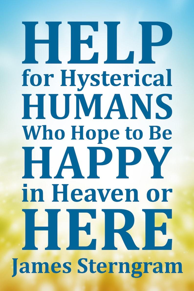 Spiritual Humor Book in Kindle .mobi ePub and Printable image 0