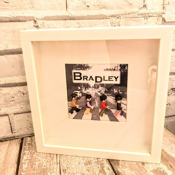 Personalised Gift Wrap 2 Sizes Available The Beatles Theme