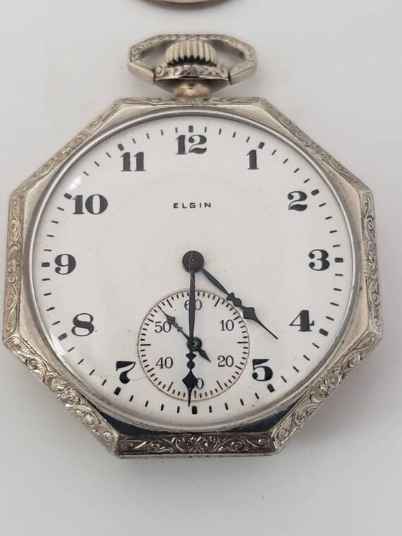 Watch Elgin Pocket
