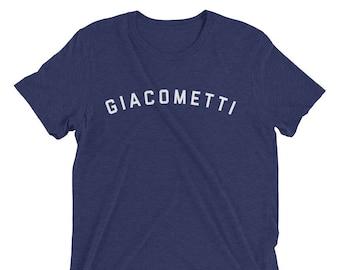ALBERTO GIACOMETTI Shirt, Alberto Giacometti, Giacometti, Giacommetti, Giacommeti, Giacometti Sculpture, Artist Gift, Artist Shirt, Sculptor